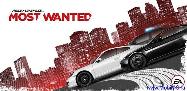 Игра  Need for Speed™ Most Wanted для Android