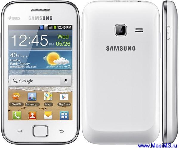 Прошивка для Samsung GT-S6802 Galaxy Ace DUOS