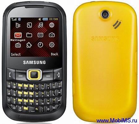 Прошивка B3210XXII4 для Samsung B3210.