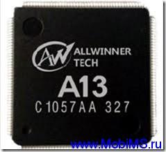 Процессор Allwinner A13