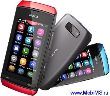 Прошивка для Nokia Asha 305 RM-766 Gr Rus sw 03.60