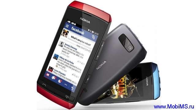 Прошивка для Nokia Asha 305 RM-766 Gr Rus sw 05.92