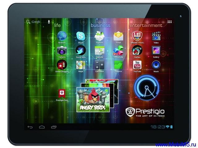 Прошивка для Prestigio Multipad PMP5197DULTRA (Prestigio MultiPad 9.7 ULTRA tm)