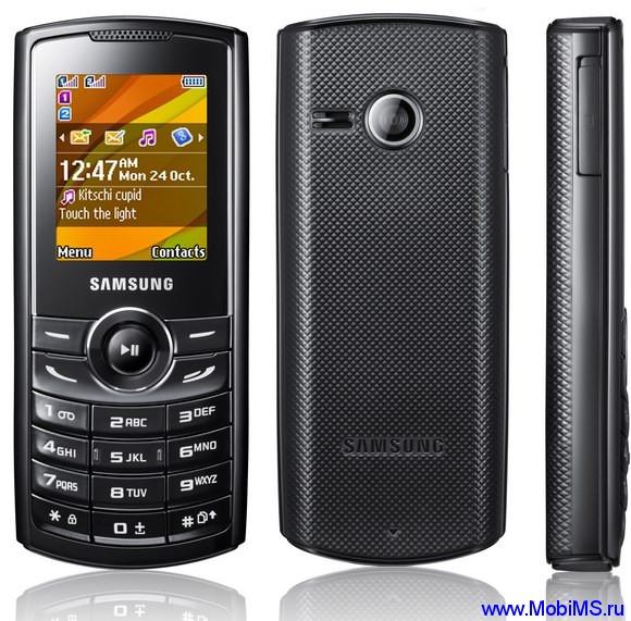 Прошивка E2232XEKK1 для Samsung E2232.