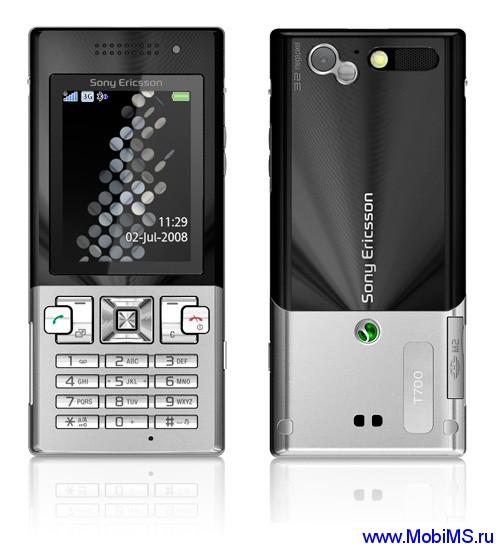 Прошивка R3EG004 RED52 для Sony Ericsson T700.
