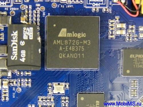ПРОЦЕССОР Amlogic AML8726-M3