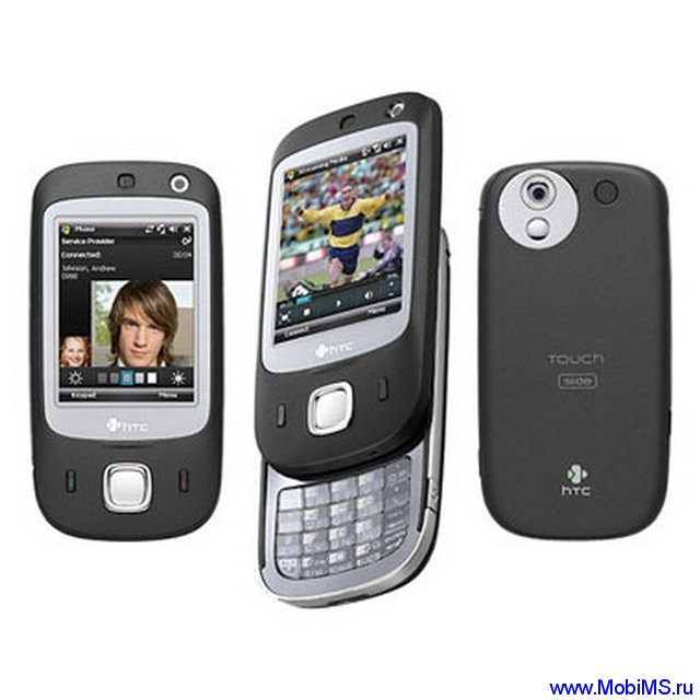 Официальная прошивка для HTC P5500 Touch Dual (NIKI100)