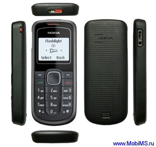 Прошивка версии 3.10 для Nokia 1202 RH-112