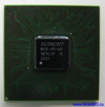 Процессор Nufront NS115