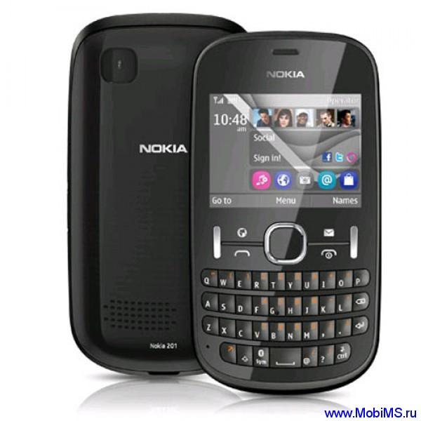 Прошивка для Nokia Asha 201 RM-799 Gr_Rus sw_11.95
