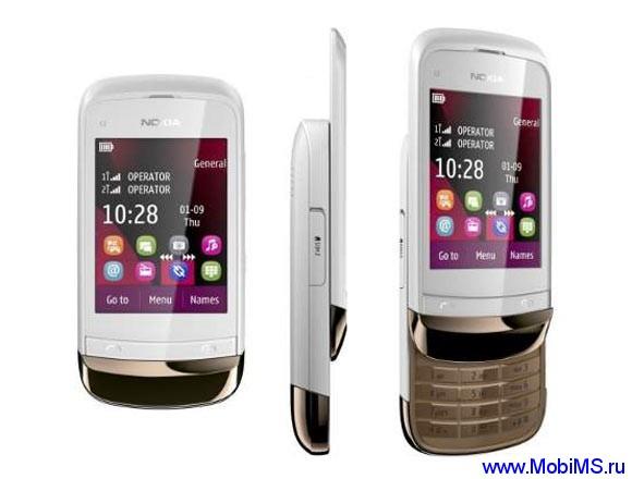 Прошивка для Nokia C2-03 RM-702 Gr_Rus sw_07.63