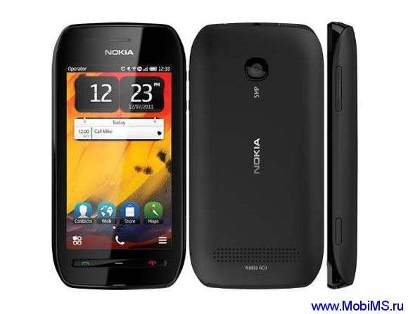 Прошивка для Nokia 603 RM-779 Gr_Rus sw_113.010.1506