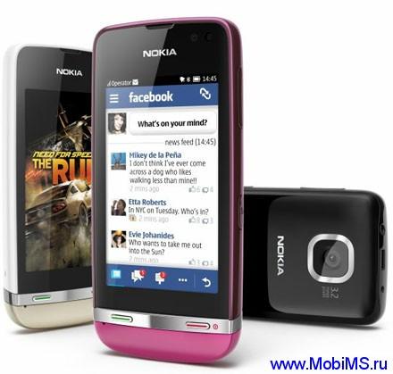 Прошивка для Nokia Asha 311 RM-714 Gr_Rus sw_05.92