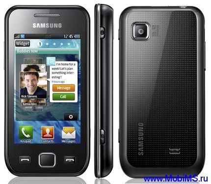 Прошивка S5750EXXKC2 для Samsung S5750E
