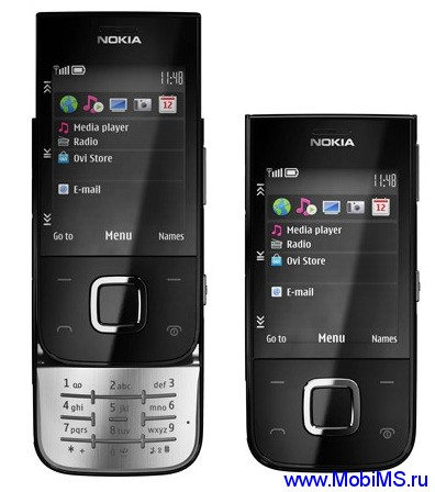 Прошивка для Nokia 5330 Mobile TV Edition RM-615 Gr_Rus sw_06.88
