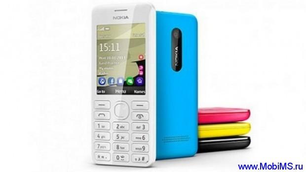 Прошивка для Nokia 206 RM-873 Gr_Rus sw_03.58