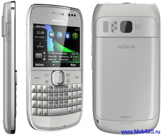Прошивка для Nokia E6 RM-609 Gr_Rus sw_111.140.0058