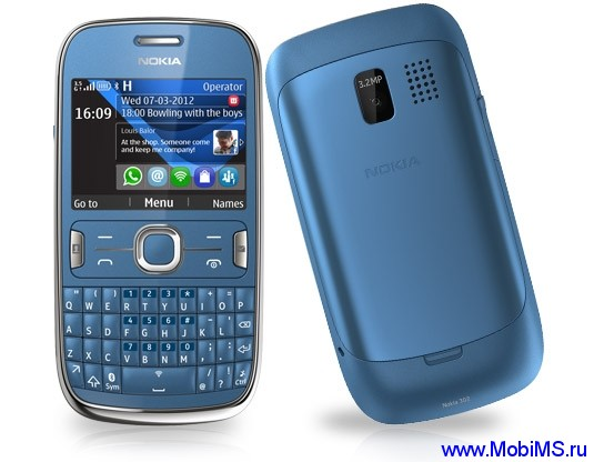 Прошивка для Nokia Asha 302 RM-813 Gr_Rus sw_14.92