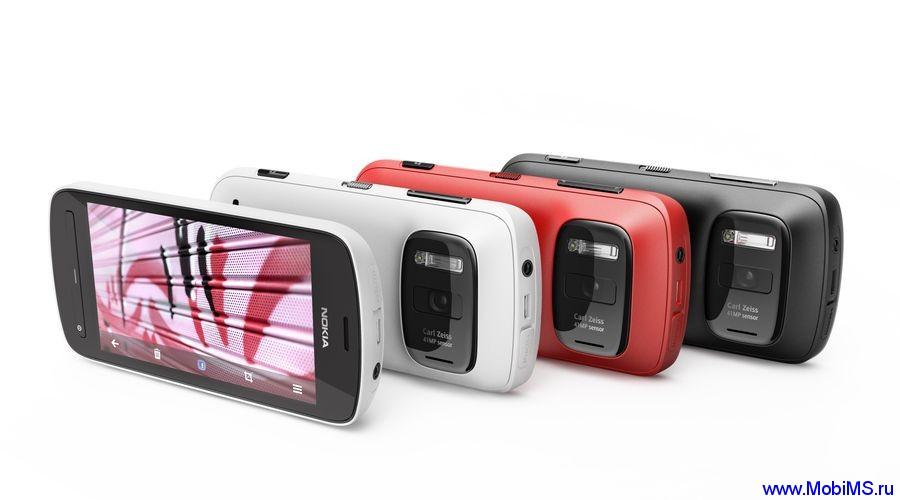 Прошивка для Nokia 808 PureView RM-807 Gr.Rus_sw_113.010.1508