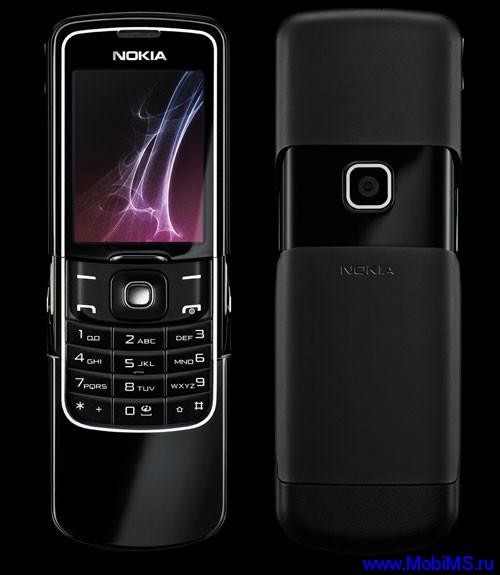 Прошивка для Nokia 8600 RM-164 RUS 04.04 Light