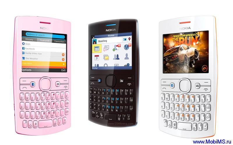 Прошивка для Nokia Asha 205 RM-863 Gr_Rus sw_03.19