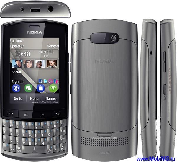 Прошивка для Nokia Asha 303 RM-763 Gr_Rus sw_14.87