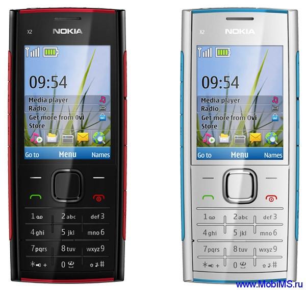 Nokia x2 скачать прошивку