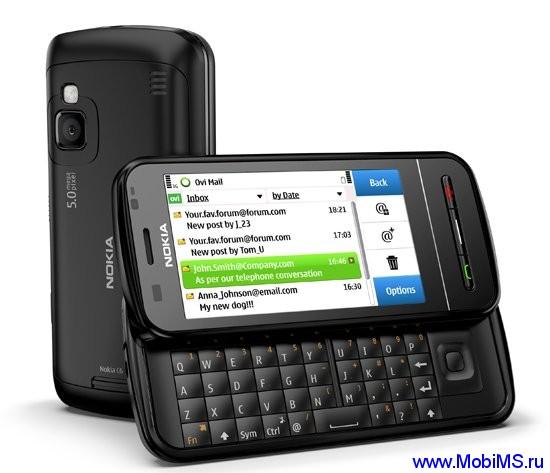 Прошивка для Nokia C6 RM-612 Gr.RUS sw-42.0.004