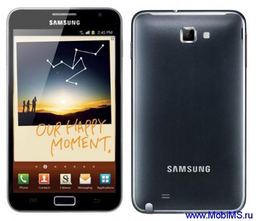 Прошивка N7000XXLA6 N7000OXELA1 N7000XXLA4 для Samsung GT-N7000 Galaxy Note