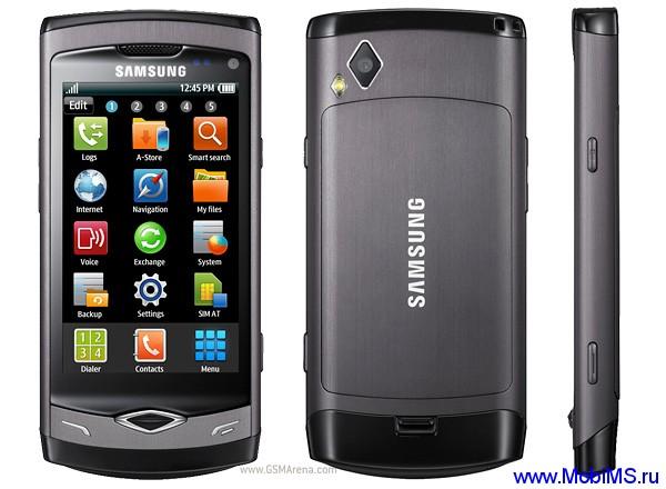 Прошивки Bada 2.0 для Samsung S8500 Wave