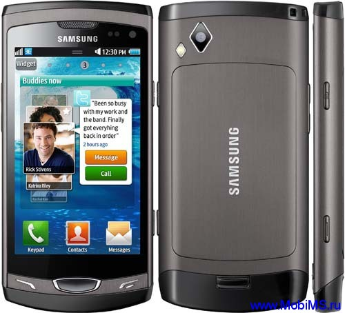 Прошивки  Bada 2.0.1 для Samsung GT-S8530 Wave II