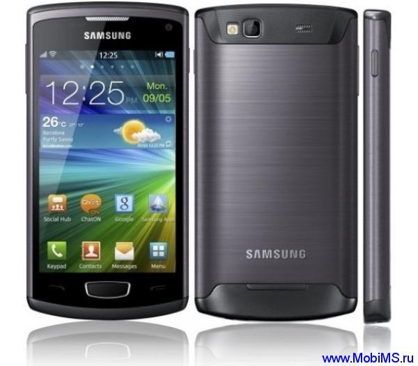 Прошивка S8600XEKK7 для Samsung S8600 Wave III
