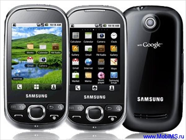 Прошивка I5500XWJP3 для Samsung Galaxy Europa GT-I5500.