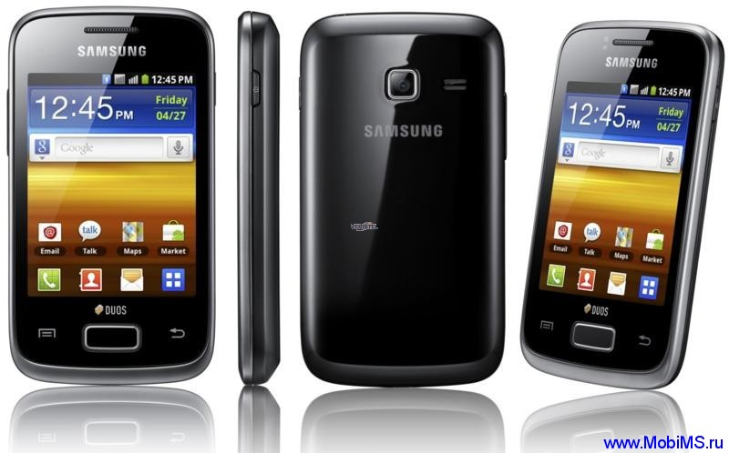 Прошивки для Samsung S6312 Galaxy Young DUOS.