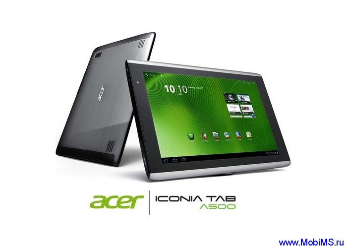 Jelly Bean (Android 4.2.2) для Acer A500/A501 от thor2002ro v9