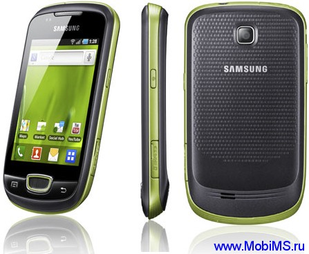 Прошивка S5570XEKPF для Samsung GT-S5570 Galaxy Mini