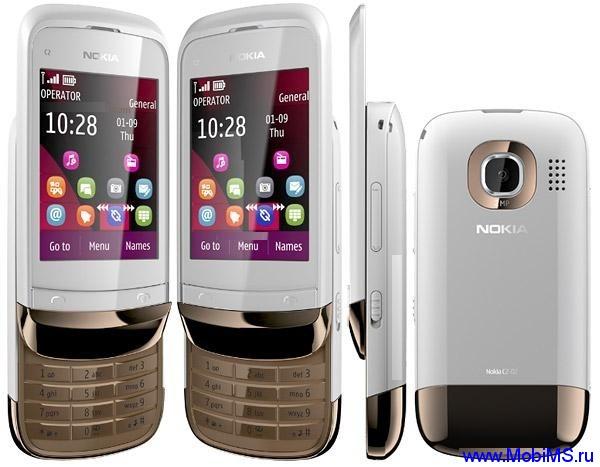 Прошивка для Nokia C2-02 RM-692 Gr_Rus sw_07.66