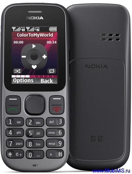 Прошивка для Nokia 101 RM-769 Gr_Rus sw_07.70