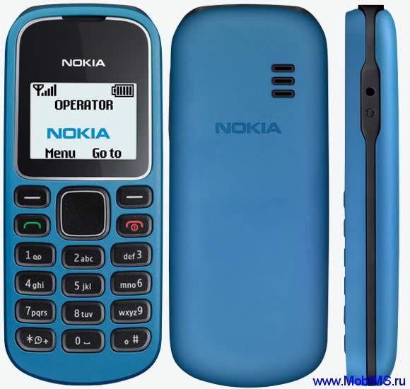 Прошивка для Nokia 1280 RM-647 Gr_Rus sw_07.00