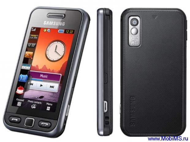 Прошивка S5230WXEIL1 для  Samsung S5230