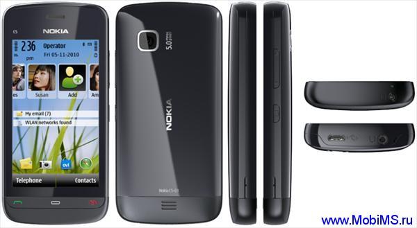 HARD RESET Nokia c5-03