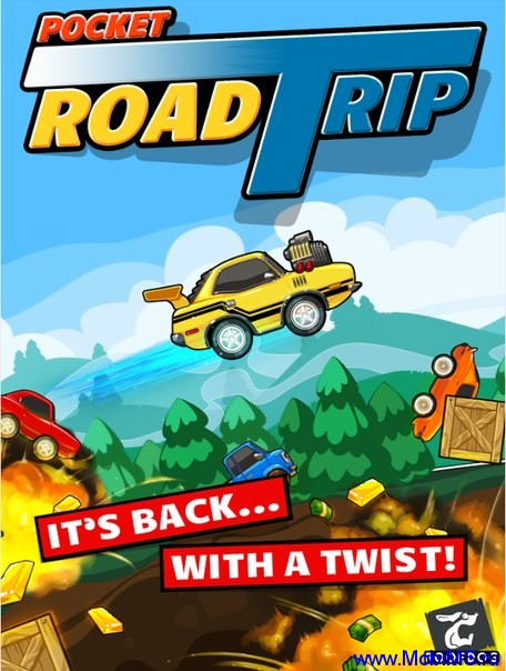 Игра Pocket Road Trip для Android