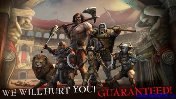 Игра I, Gladiator для Android