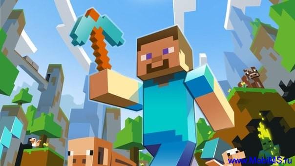 Minecraft Pocket Edition - Обновление до v.0.13.0 + МОД на бессмертие!