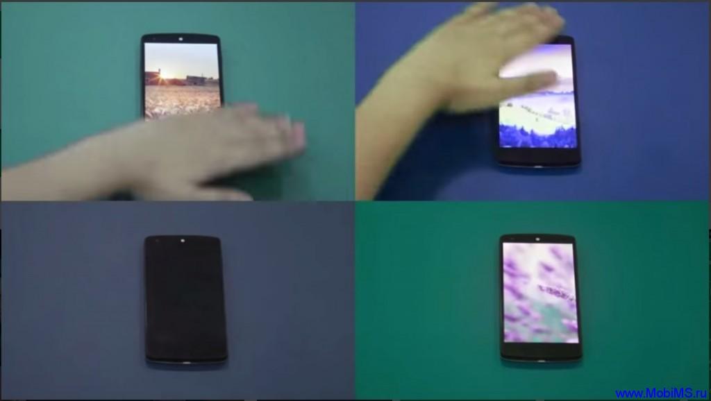Приложение Air Lock Screen для Android
