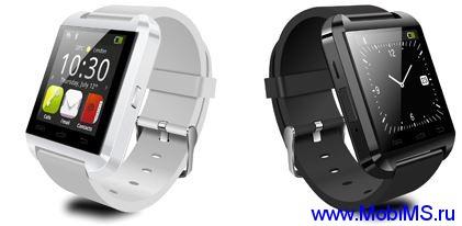 Умные часы UWatch U8 - прошивки, приложение для Android