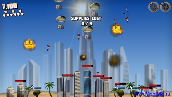 Rocket Crisis: Missile Defense  1.5.3 Много денег