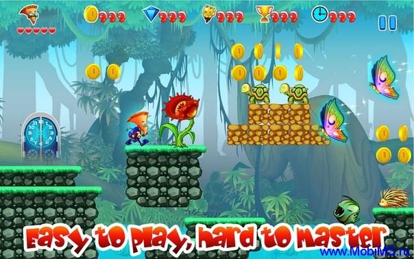 Игра Jake Adventures для Android