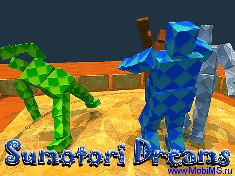 Игра Sumotori Dreams / Сумотори Мечты для Android
