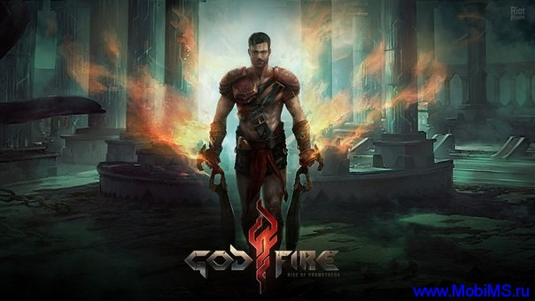 Игра Godfire: Rise of Prometheus для Android